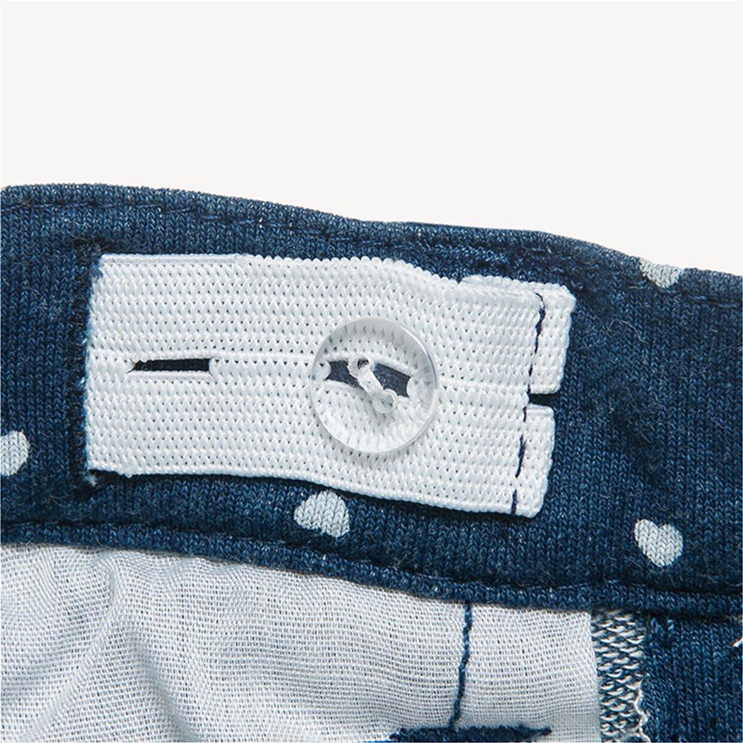 Alouette παιδικό παντελόνι τζην με καρδιές 5