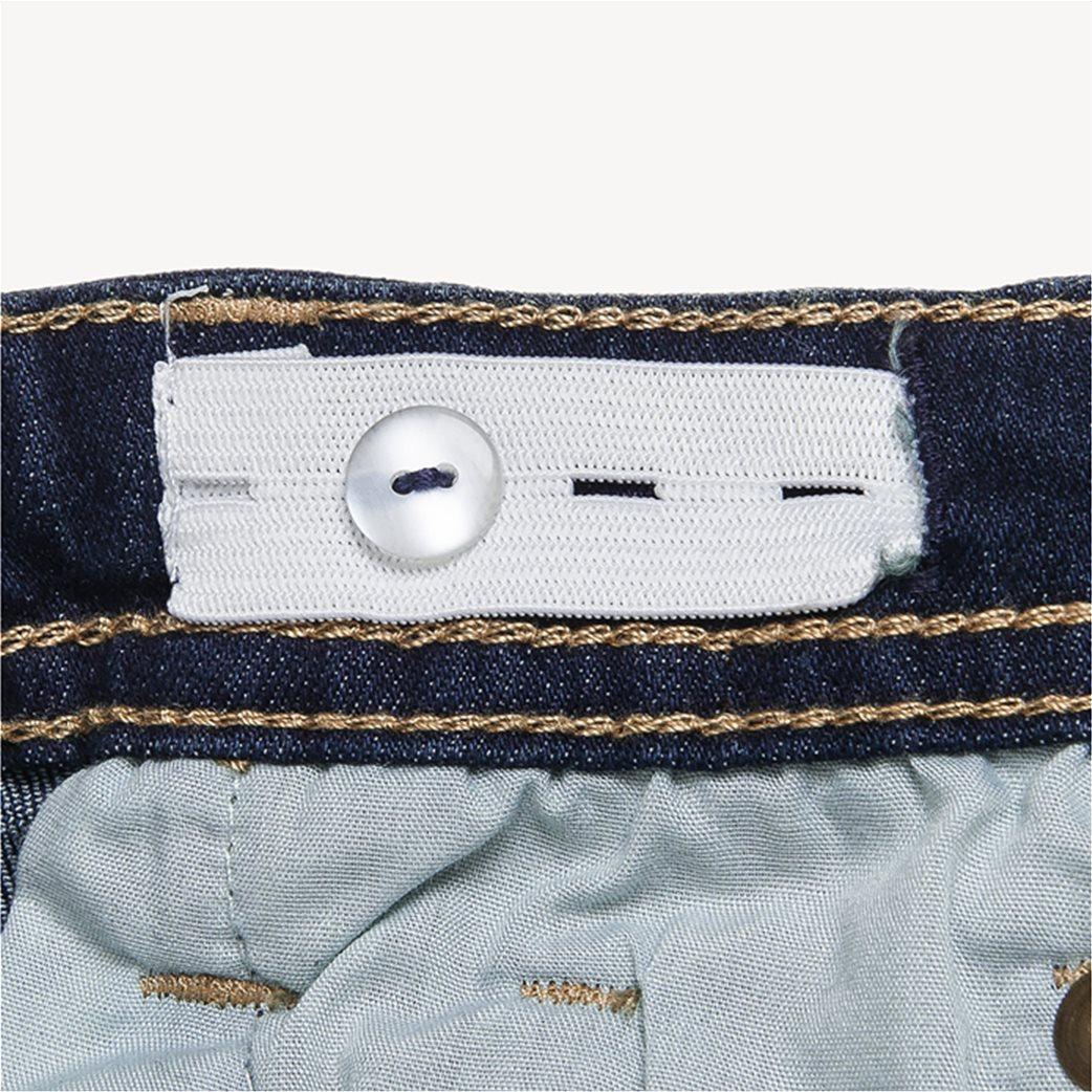 Alouette παιδικό παντελόνι τζην ελαστικό με τιράντες 5