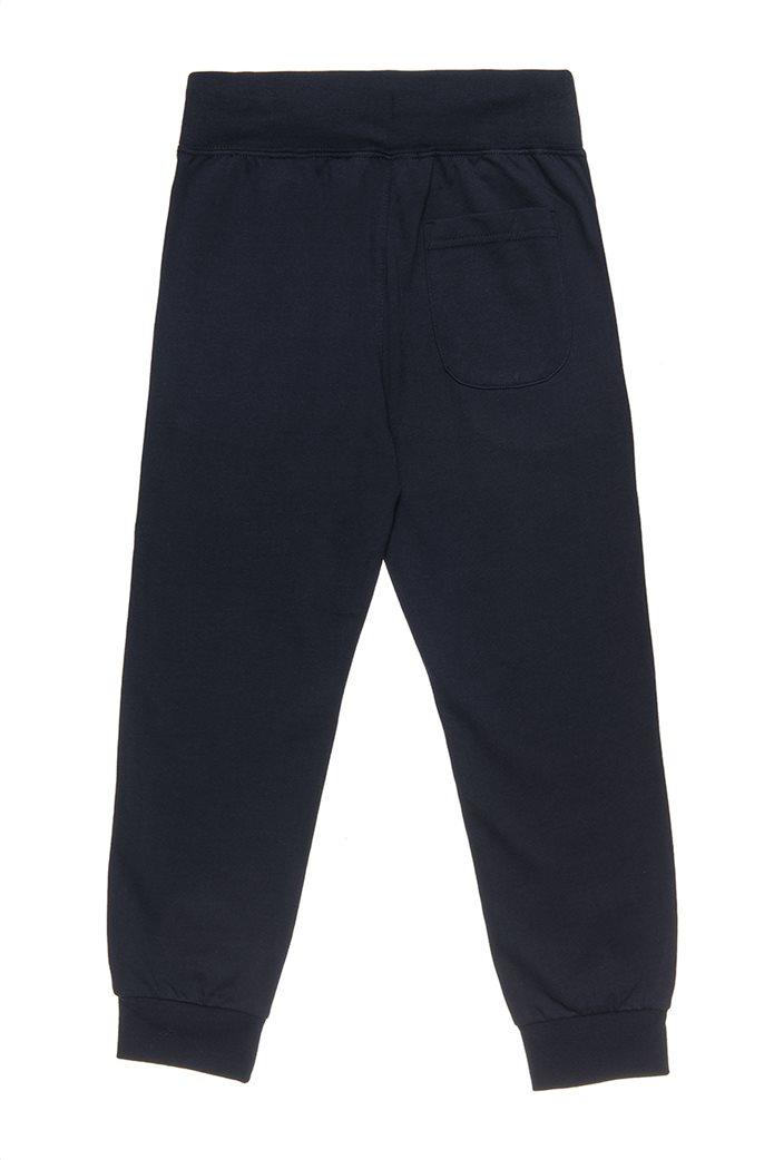 Αlouette παιδικό παντελόνι φόρμας slim fit με τύπωμα Moovers (6-16 ετών) 1