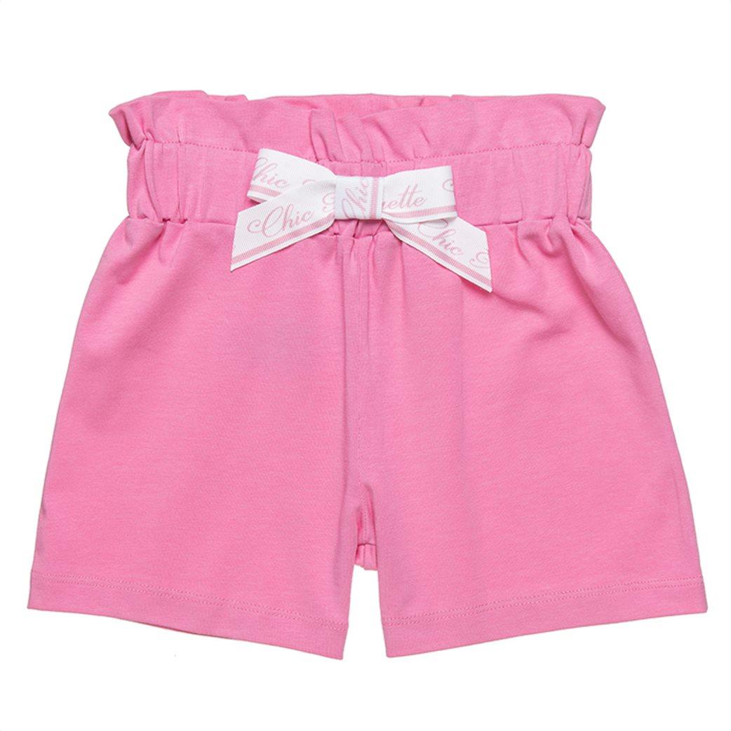 Alouette παιδικό σετ ρούχων αμάνικη μπλούζα με patch unicorn και σορτς (12 μηνών-5 ετών) 3