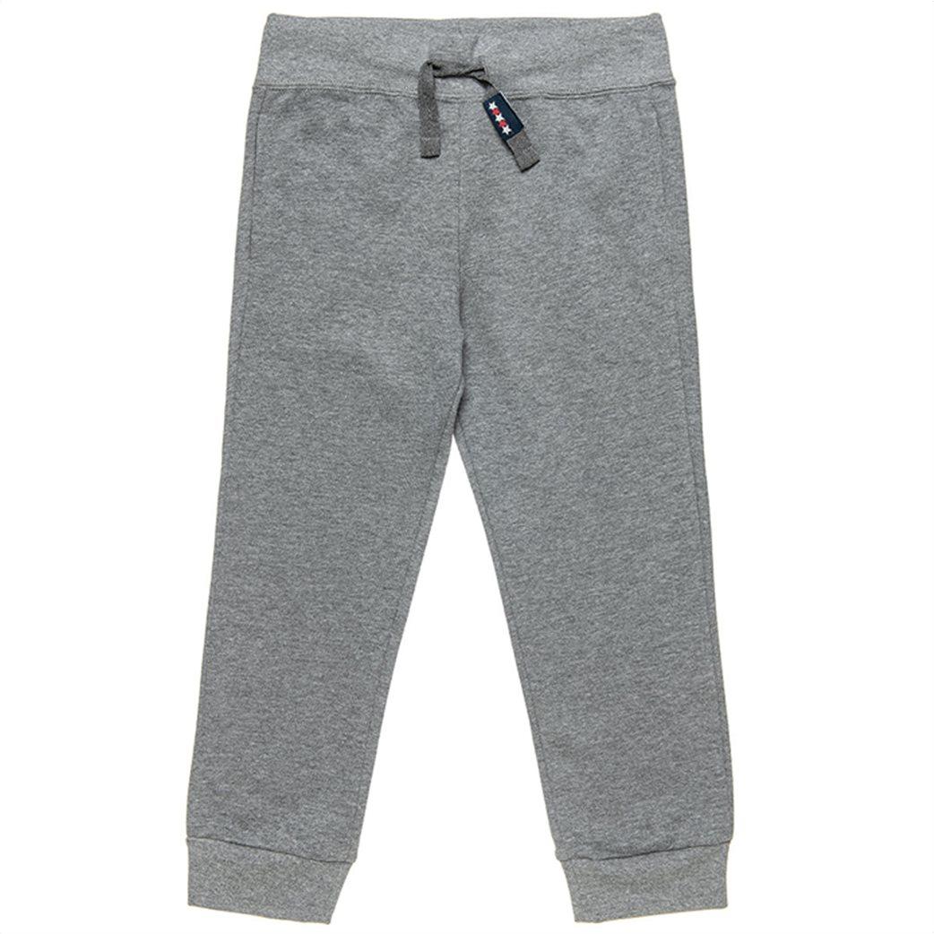 "Alouette παιδικό σετ ρούχων μπλούζα φούτερ με ανάγλυφο print και παντελόνι ""Five Star"" (12 μηνών-5 ετών) 2"
