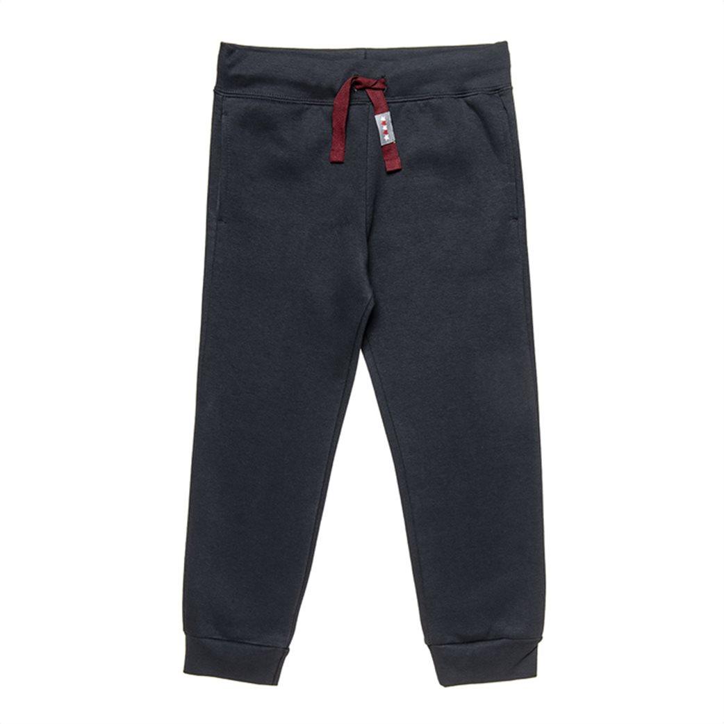 "Alouette παιδικό σετ ρούχων μπλούζα φούτερ με κουκουλα και παντελόνι ""Moovers"" (6-16 ετών) Μαύρο 2"