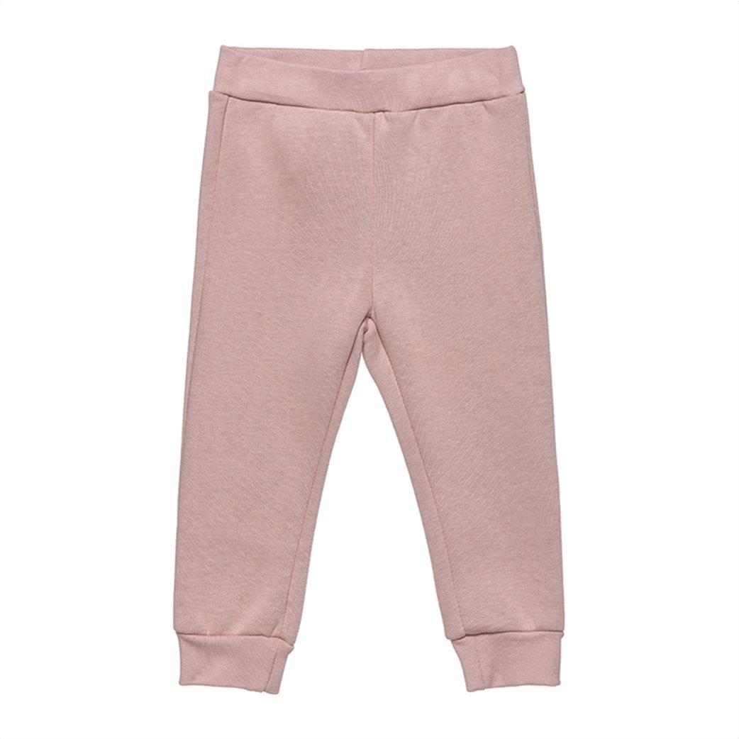 "Alouette παιδικό σετ ρούχων μπλούζα με κέντημα και παντελόνι ""Moovers"" (2-5 ετών) 2"