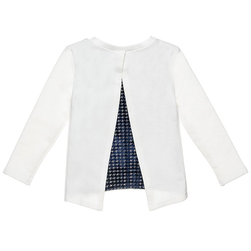 Alouette παιδικό σετ ρούχων μπλούζα με παγιέτα και κολάν (2-5 ετών) 3