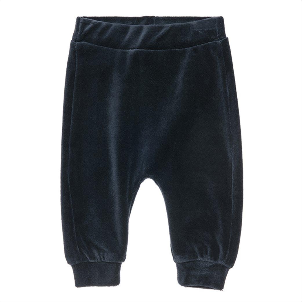 Alouette βρεφικό σετ ρούχων βελουτέ ζακέτα με κουκούλα και παντελόνι (3-18 μηνών) 3