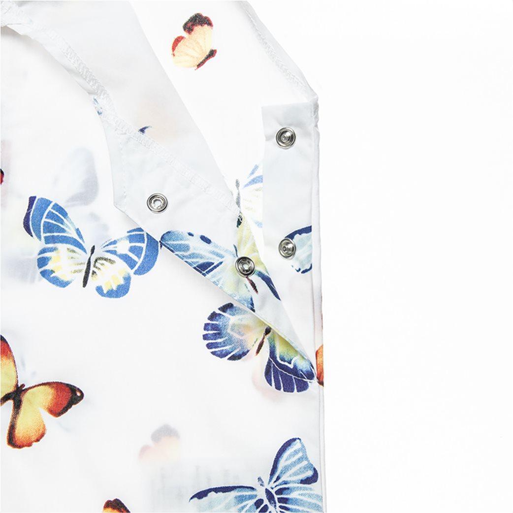 Alouette παιδική ολόσωμη φόρμα με all-over butterfly print (12 μηνών-5 ετών) 1
