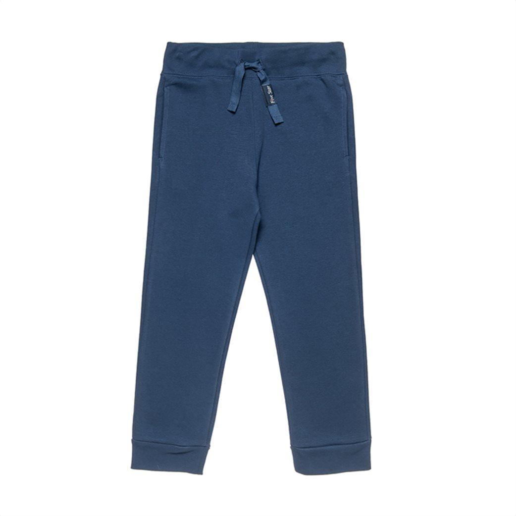 "Alouette παιδικό σετ ρούχων μπλούζα φούτερ με ανάγλυφο print και παντελόνι ""Five Star"" (6-16 ετών) Γκρι 2"