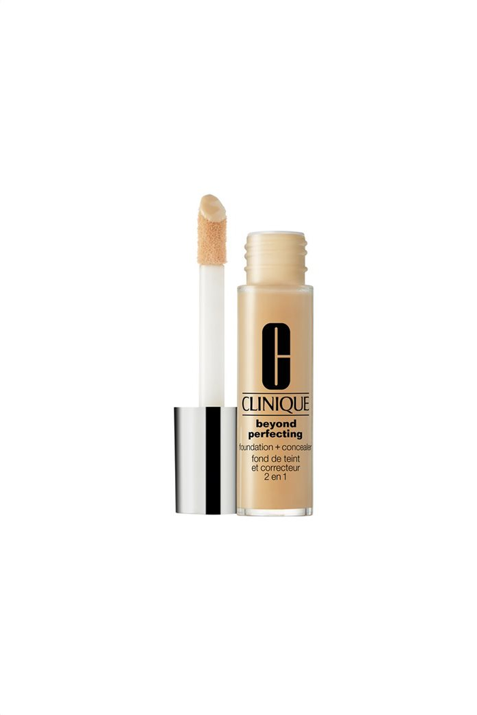 Clinique Beyond Perfecting™ Foundation & Concealer 01 Linen 30 ml 0