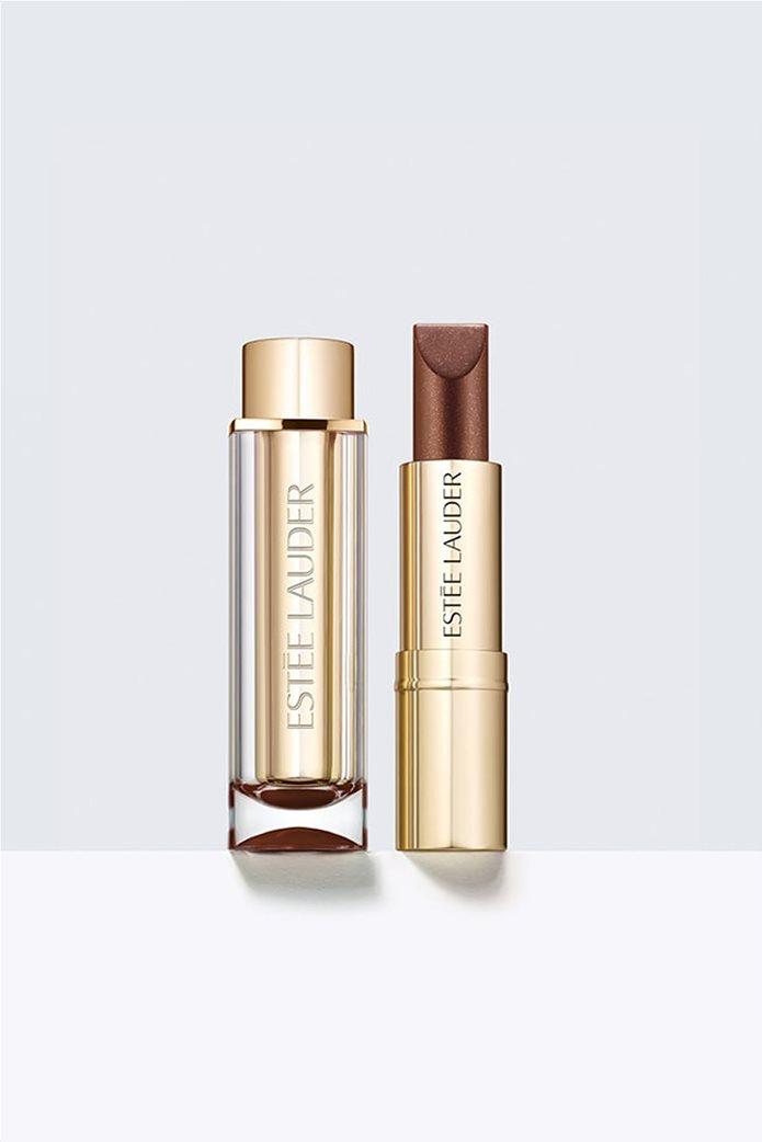 Estée Lauder Pure Color Love Lipstick Chrome 160 Granite Planet 3,5 gr. 0