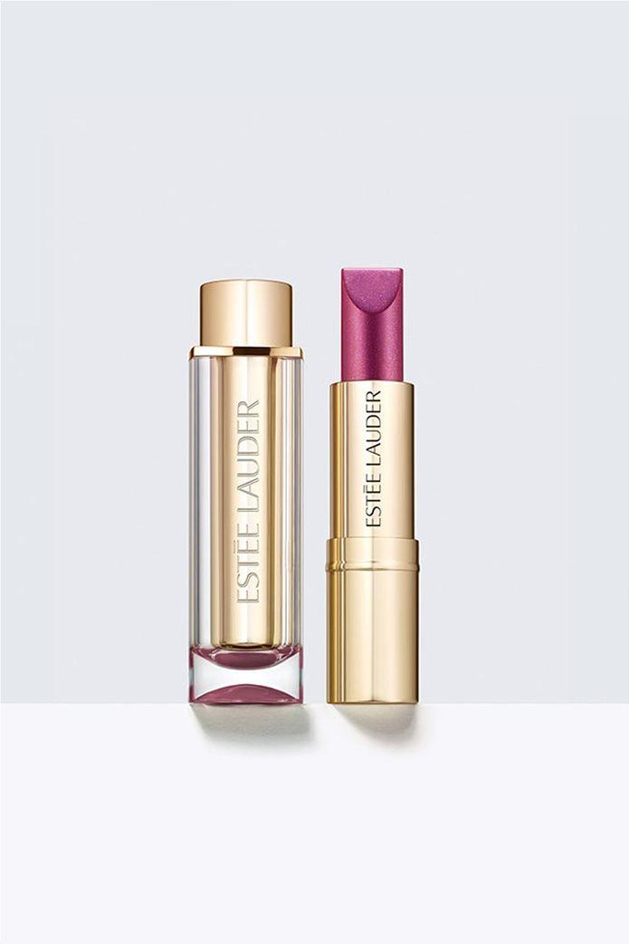 Estée Lauder Pure Color Love Lipstick Chrome 464 Comet Kiss 3,5 gr. 0