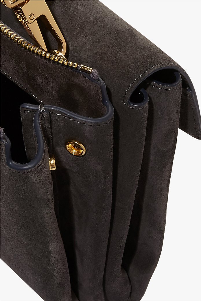 Coccinelle τσάντα χειρός Arlettis Medium suede 3