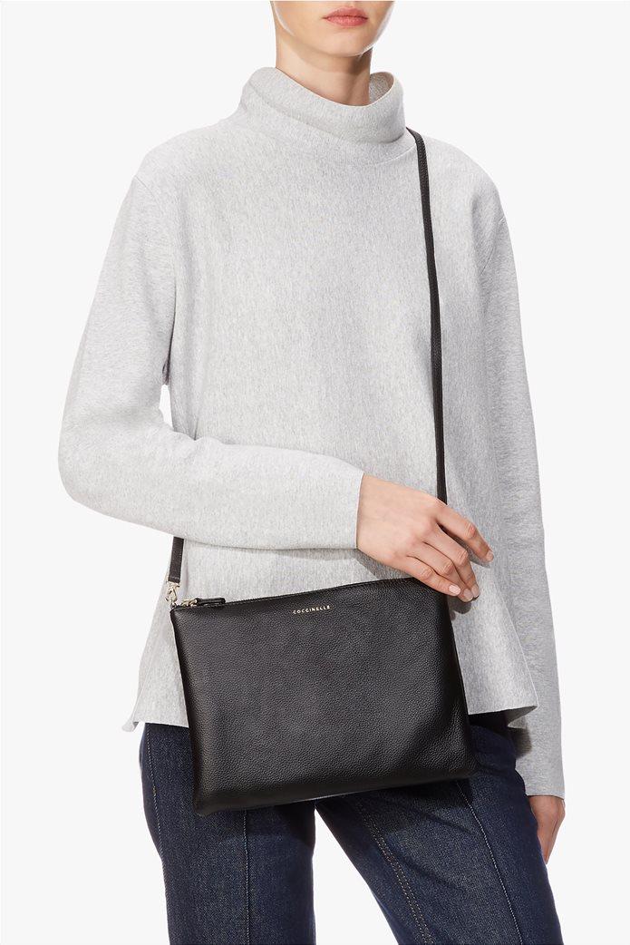 Coccinelle γυναικεία τσάντα Best Crossbody Soft 1