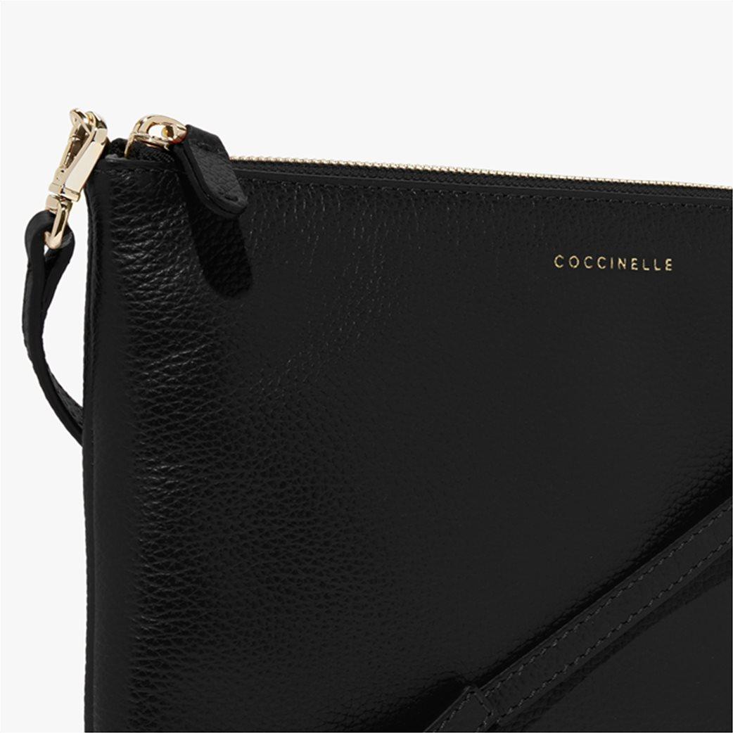 Coccinelle γυναικεία τσάντα Best Crossbody Soft 4