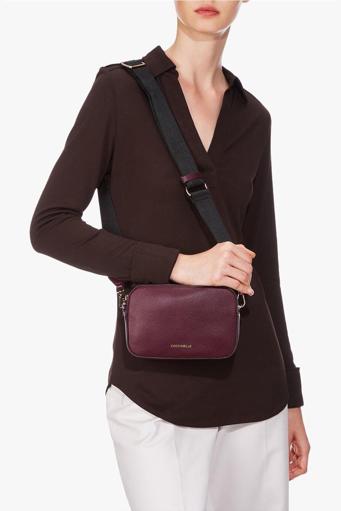 Coccinelle γυναικείο mini bag Tebe 1