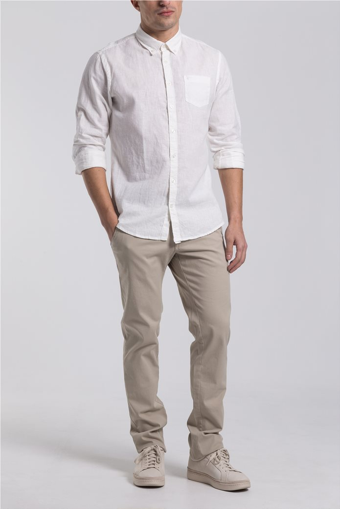 bd9cabe8c5ca Ανδρικό παντελόνι chino Camel Active 0