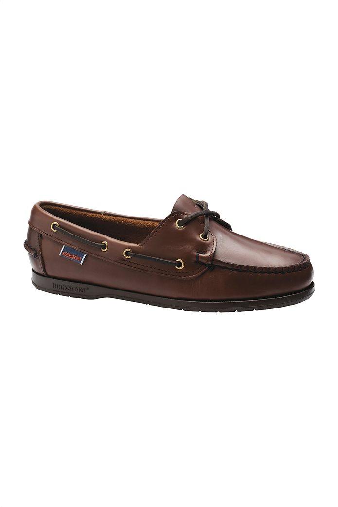 Sebago ανδρικά παπούτσια boats Victory Brown 0