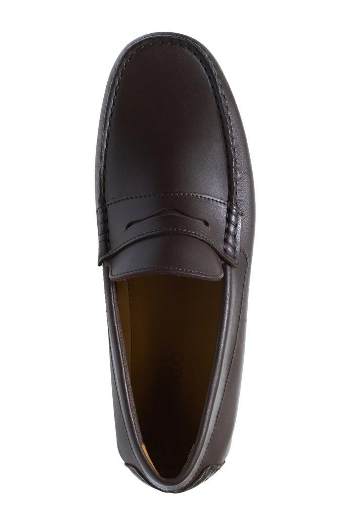 Sebago ανδρικά loafers δερμάτινα Τirso Penny 4