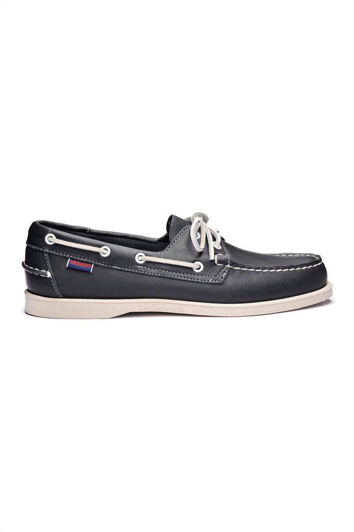 "Sebago® ανδρικά παπούτσια boat ""Docksides Portland"" Μπλε Σκούρο 0"