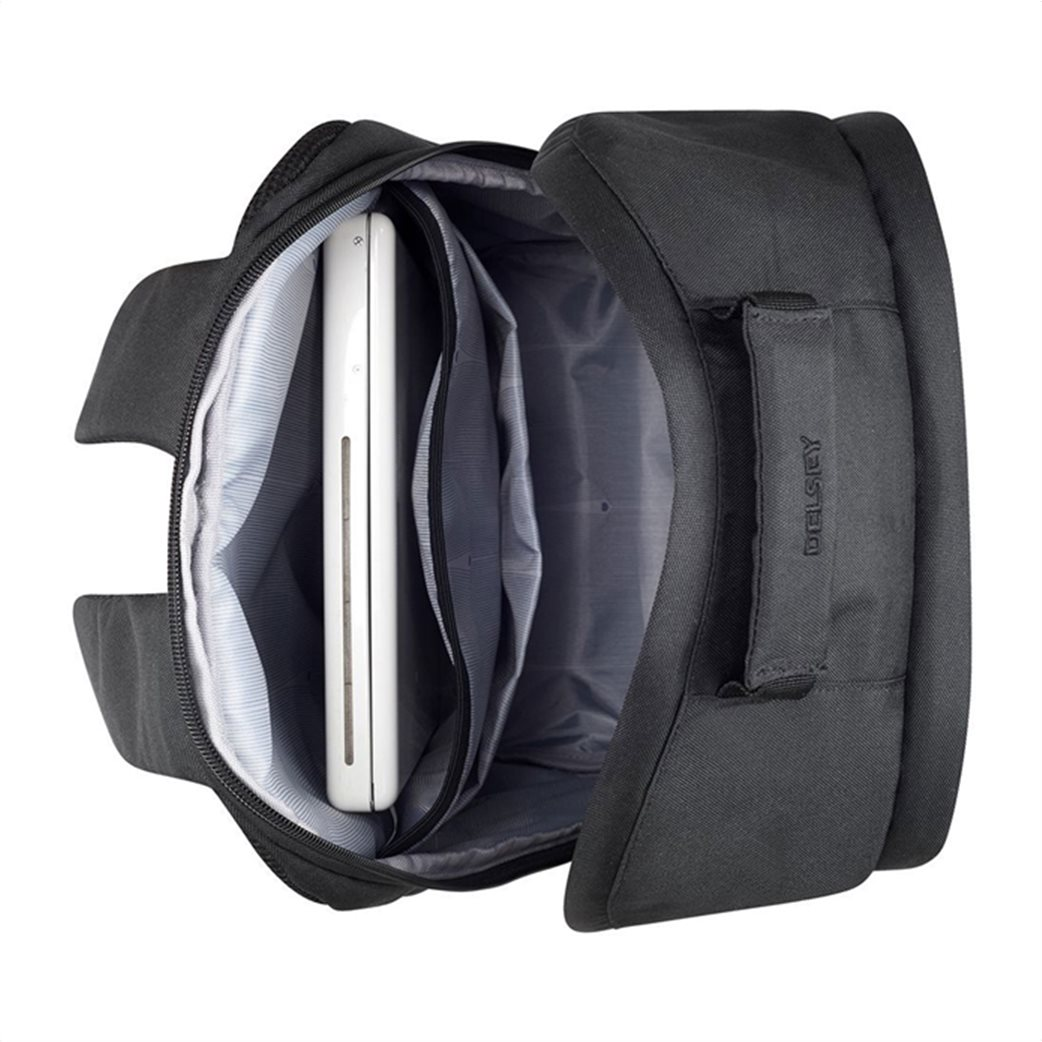 Delsey unisex backpack ''Securstyle'' 4