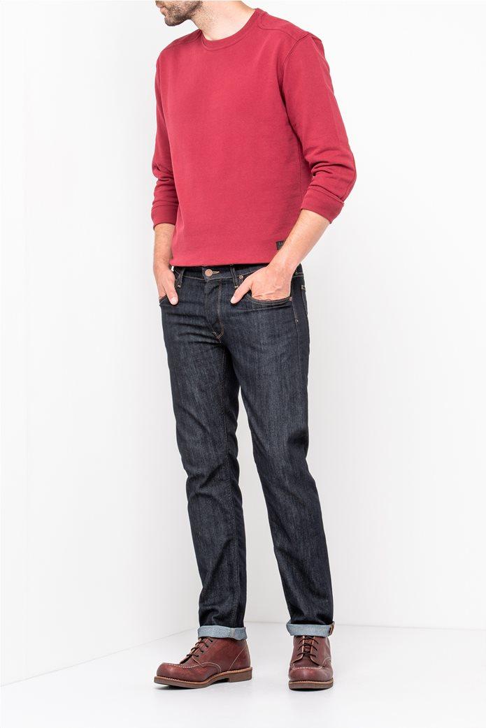 Lee Daren regular slim ανδρικό τζην παντελόνι Rinse 0