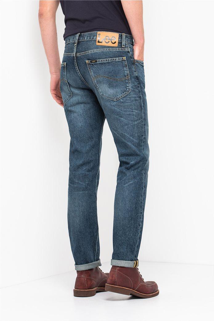Lee Rider slim ανδρικό τζην παντελόνι Vintage Worn 1