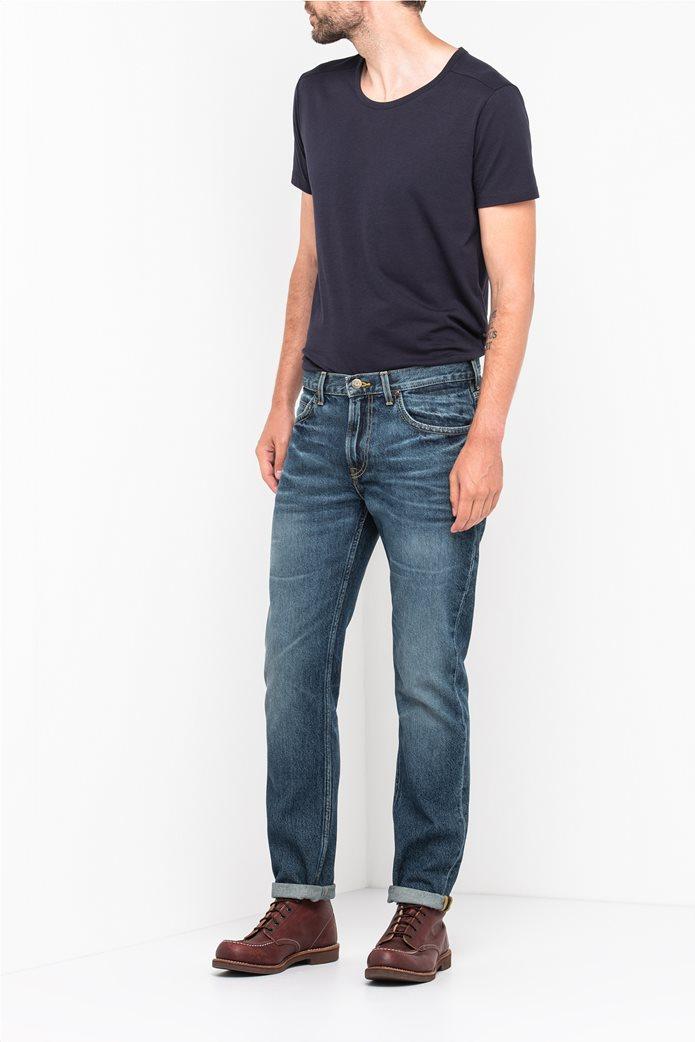 Lee Rider slim ανδρικό τζην παντελόνι Vintage Worn 2