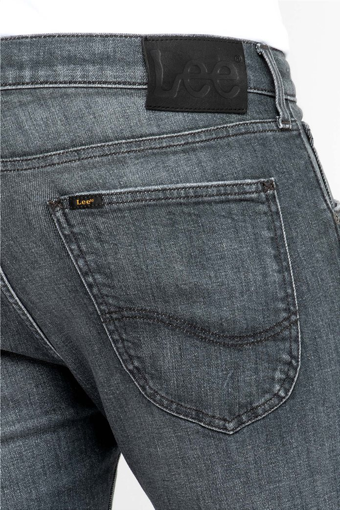 aff9387083 Lee Luke slim tapered ανδρικό τζην παντελόνι Grey Used 3