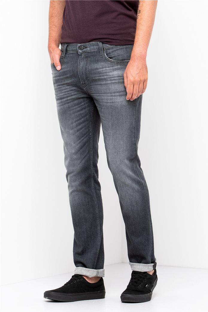 Lee Rider slim ανδρικό τζην παντελόνι Grey Used 0