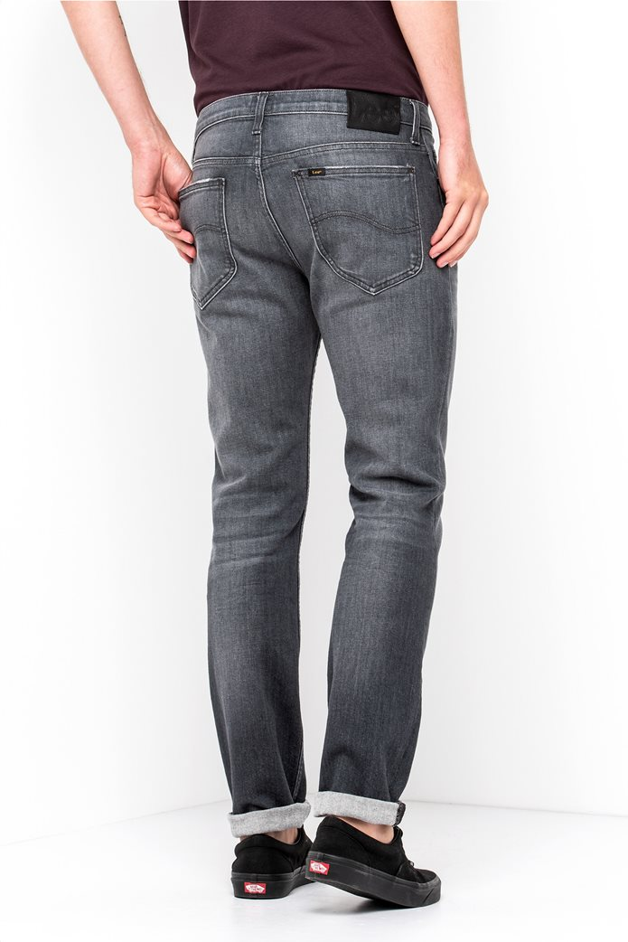 Lee Rider slim ανδρικό τζην παντελόνι Grey Used 1