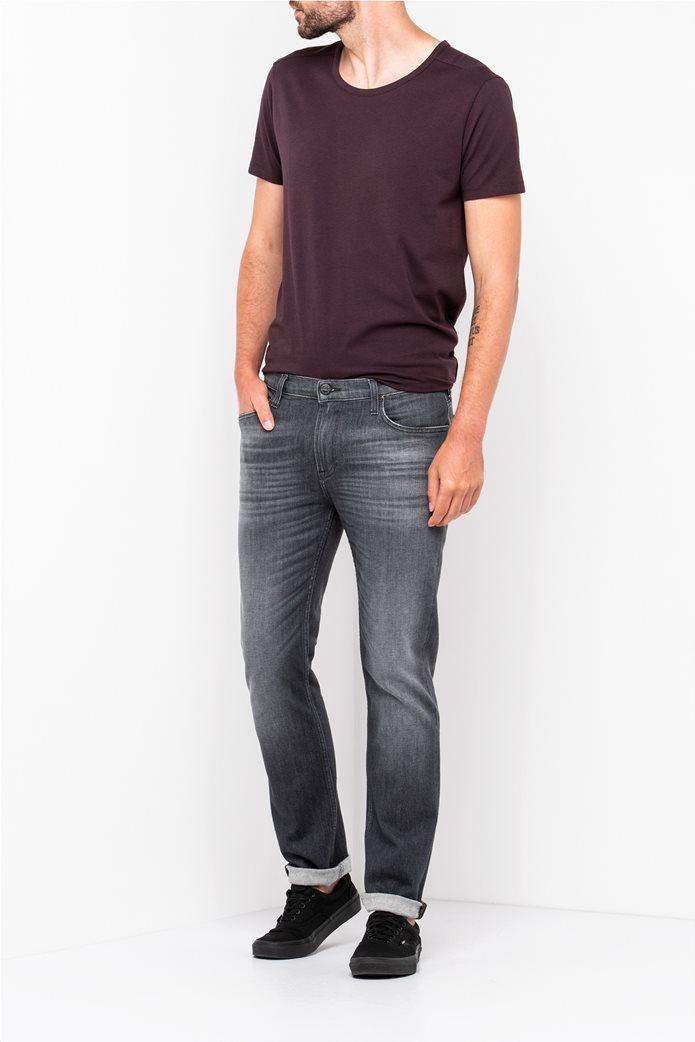 Lee Rider slim ανδρικό τζην παντελόνι Grey Used 2