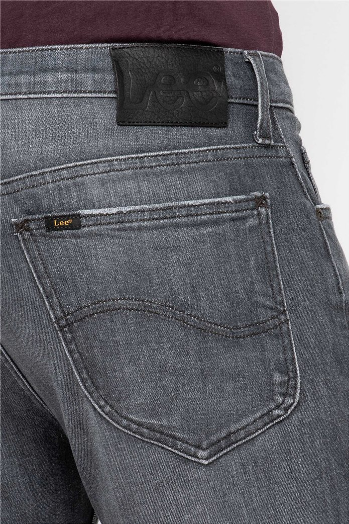 Lee Rider slim ανδρικό τζην παντελόνι Grey Used 3