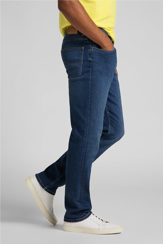 Lee ανδρικό τζην παντελόνι πεντάτσεπο Regular Fit ''Brooklyn'' 1