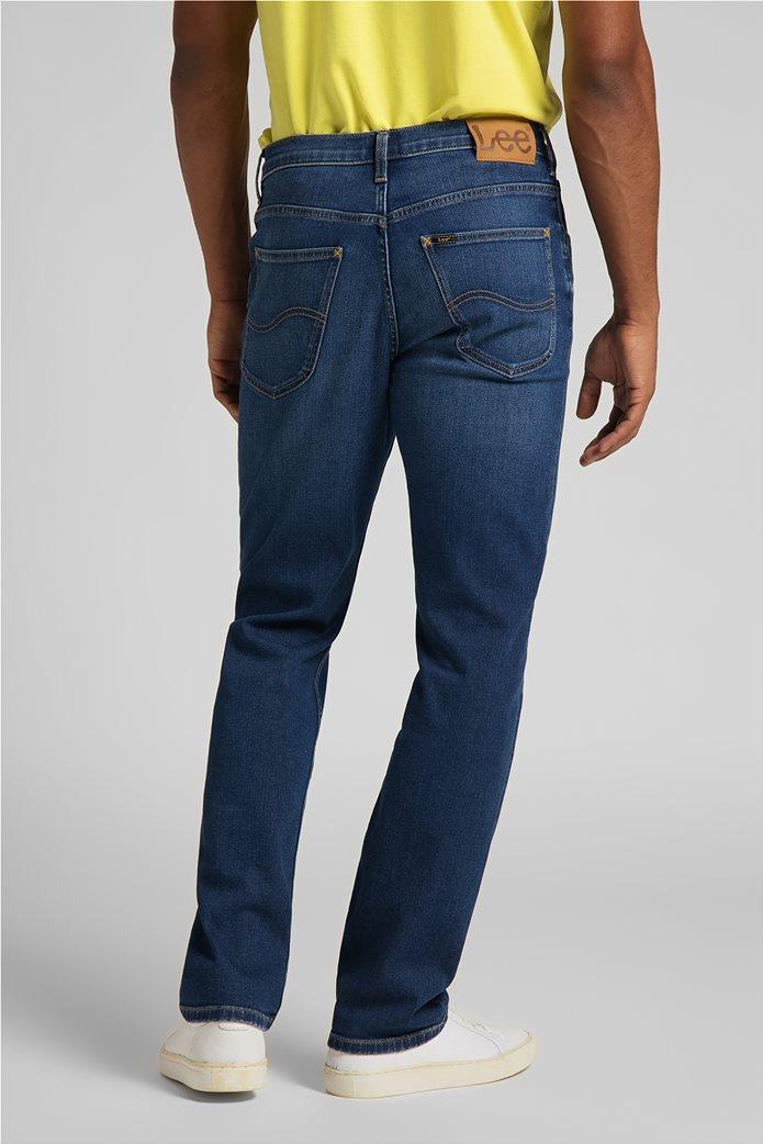 Lee ανδρικό τζην παντελόνι πεντάτσεπο Regular Fit ''Brooklyn'' 3