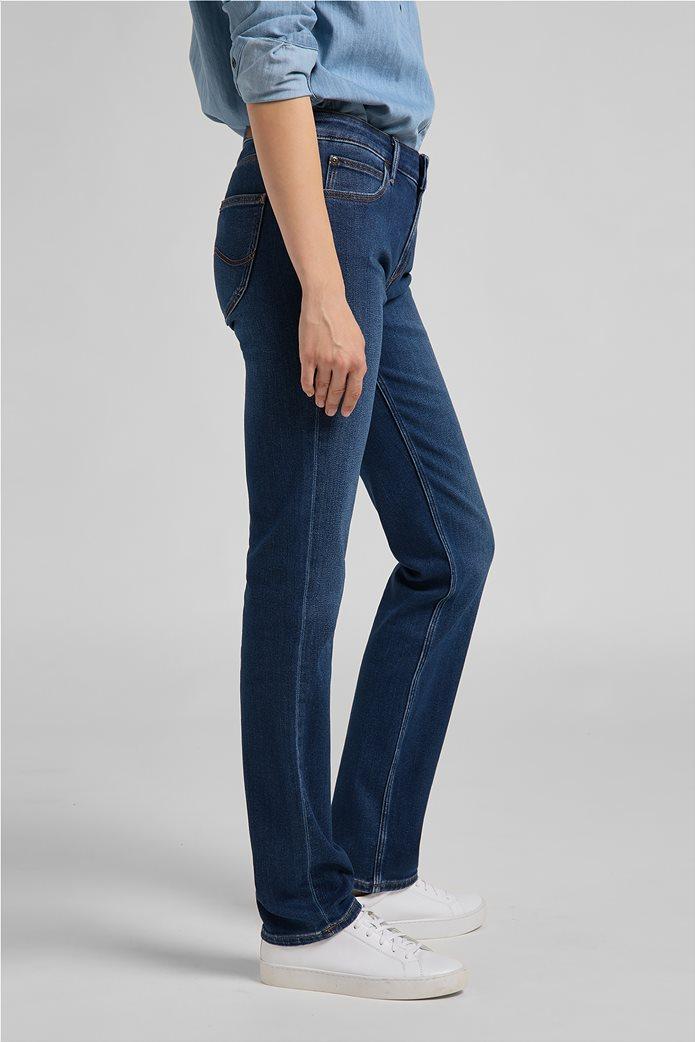 Lee γυναικείο τζην παντελόνι πεντάτσεπο Straight Fit ''Marion'' 1