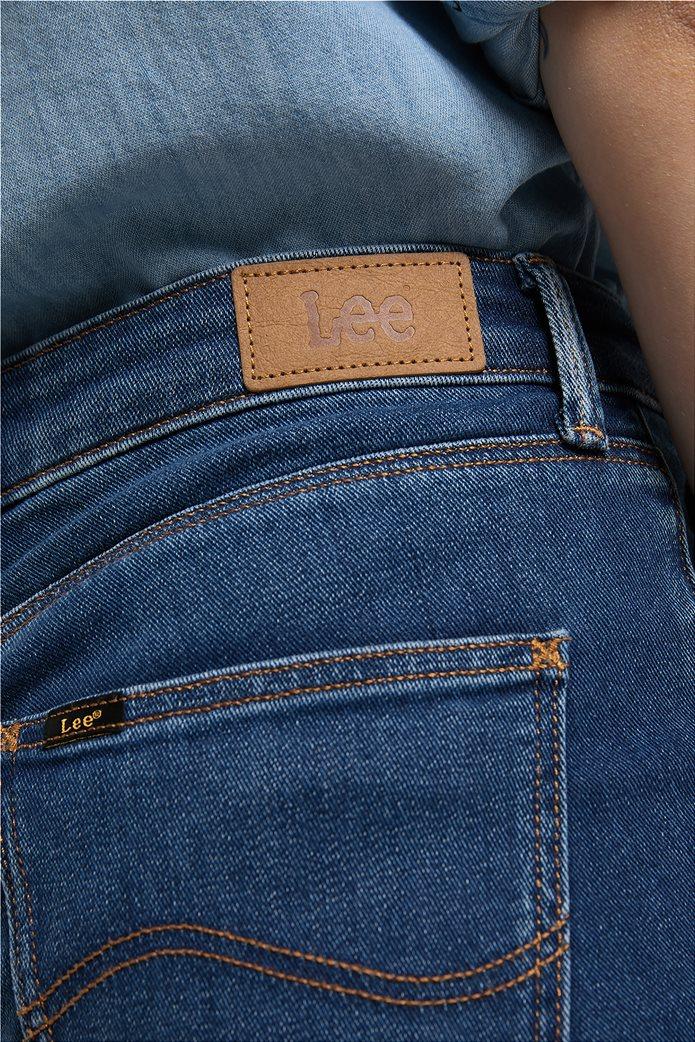 Lee γυναικείο τζην παντελόνι πεντάτσεπο Straight Fit ''Marion'' 5