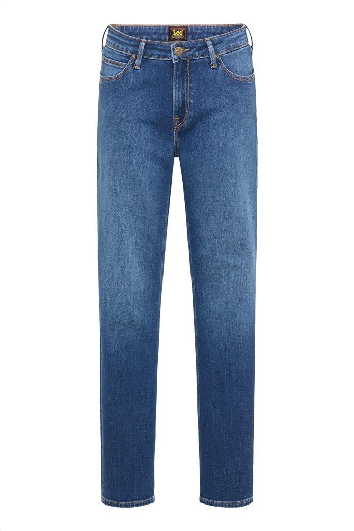 Lee γυναικείο τζην παντελόνι πεντάτσεπο Straight Fit ''Marion'' 6