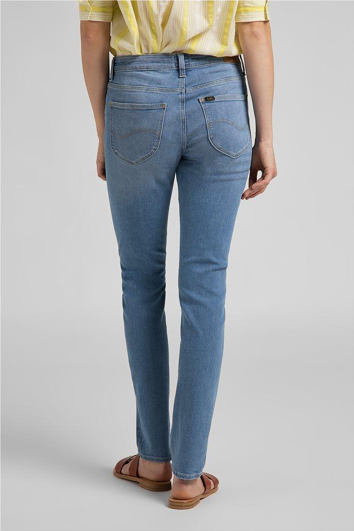 Lee γυναικείο τζην παντελόνι πεντάτσεπο Slim Fit ''Elly'' 3