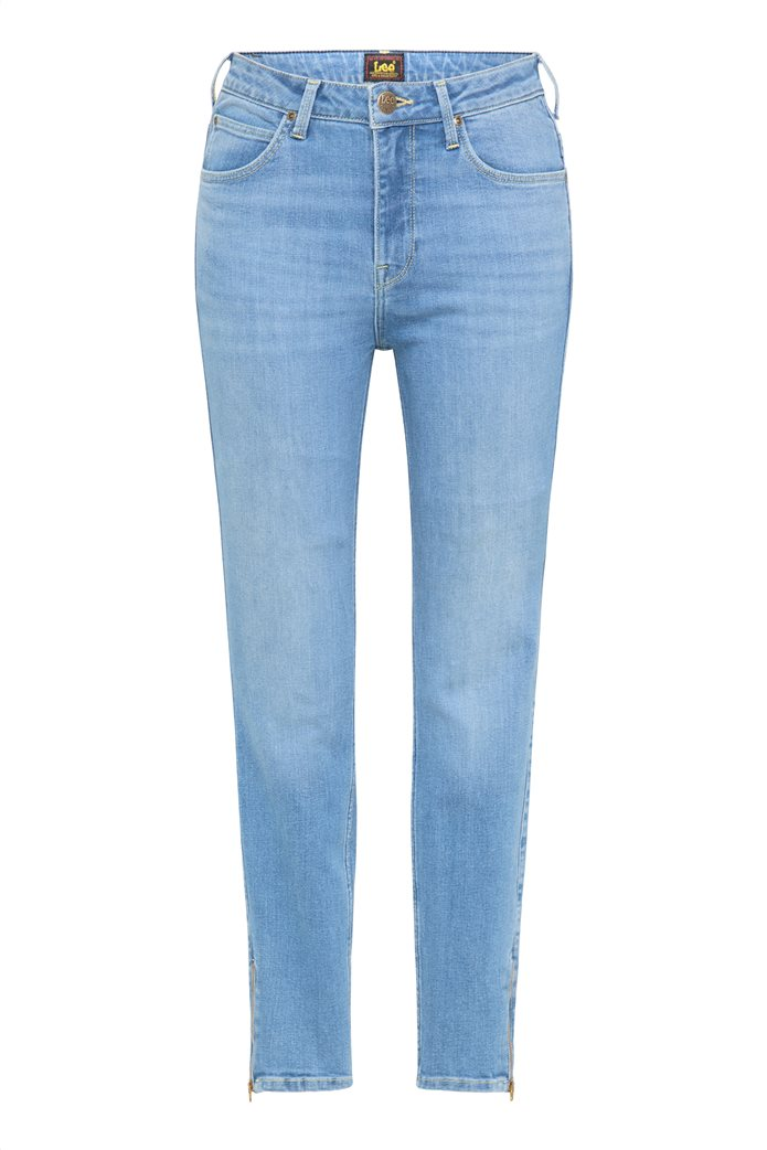 Lee γυναικείο τζην παντελόνι πεντάτσεπο Slim Fit ''Elly'' 6