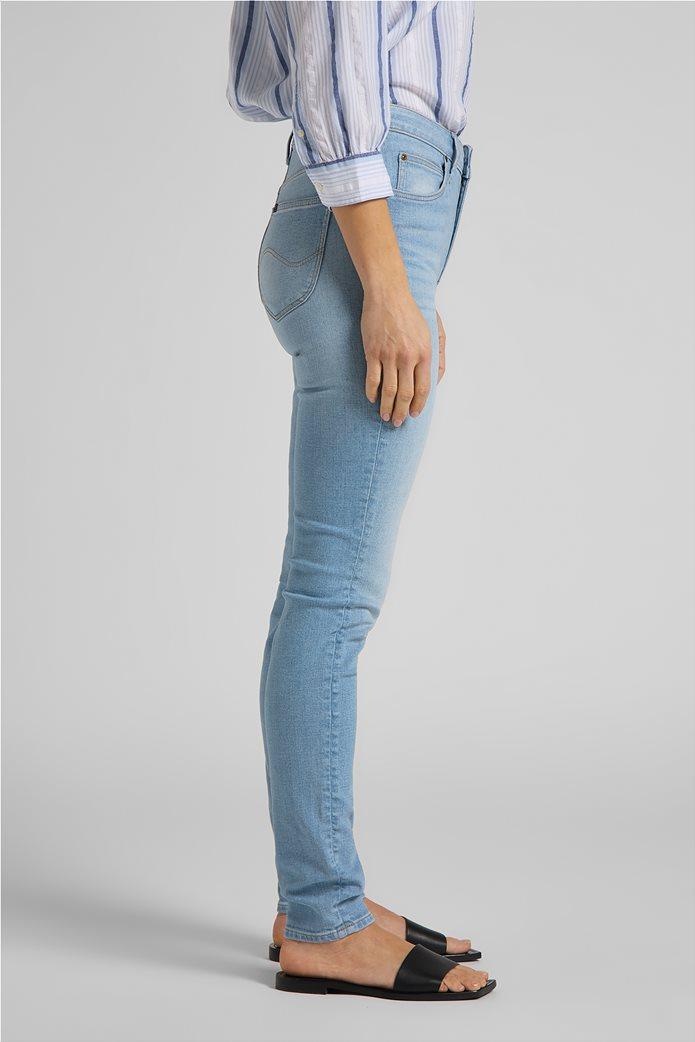 Lee γυναικείο τζην παντελόνι ψηλόμεσο Skinny Fit ''Scarlett'' 1