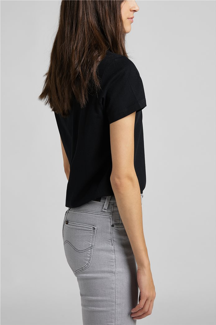Lee γυναικεία μπλούζα με logo print 3
