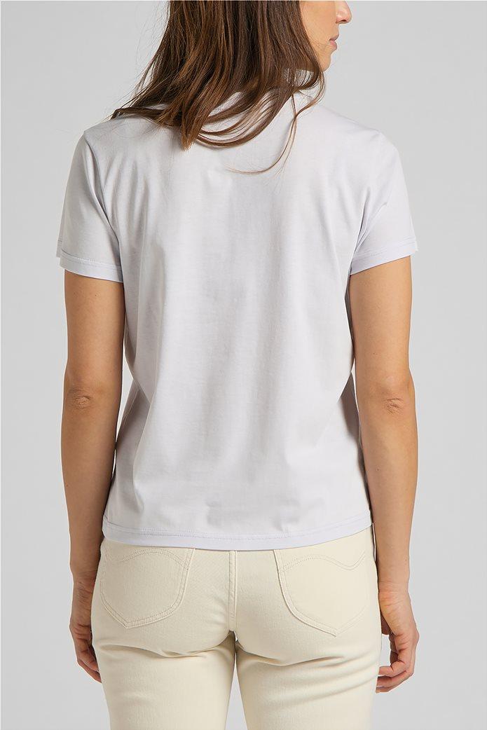 Lee γυναικείο T-Shirt με graphic print ''Kansas'' 1