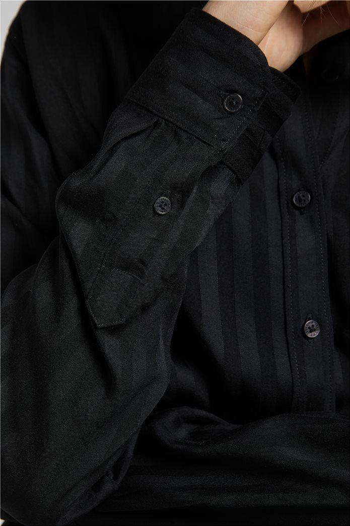 Lee γυναικείο πουκάμισο με ριγέ σχέδιο και απλικέ τσέπη 5