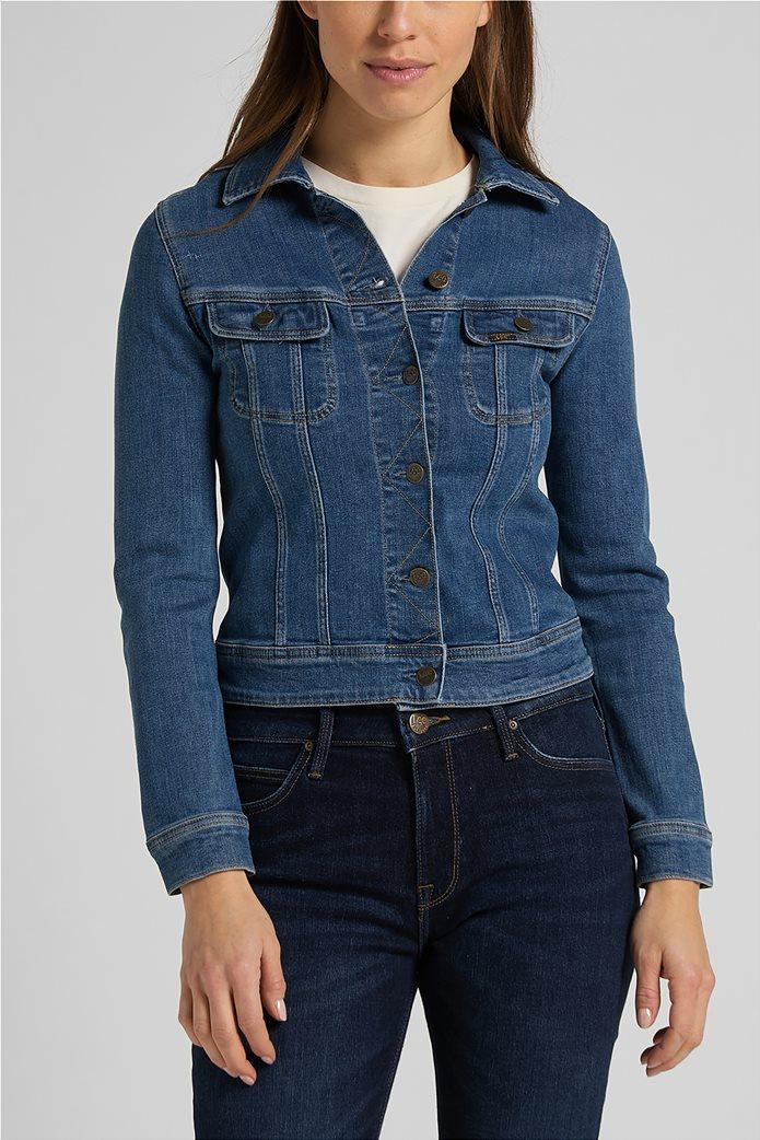 Lee γυναικείο denim jacket Slim Fit ''Rider'' 0