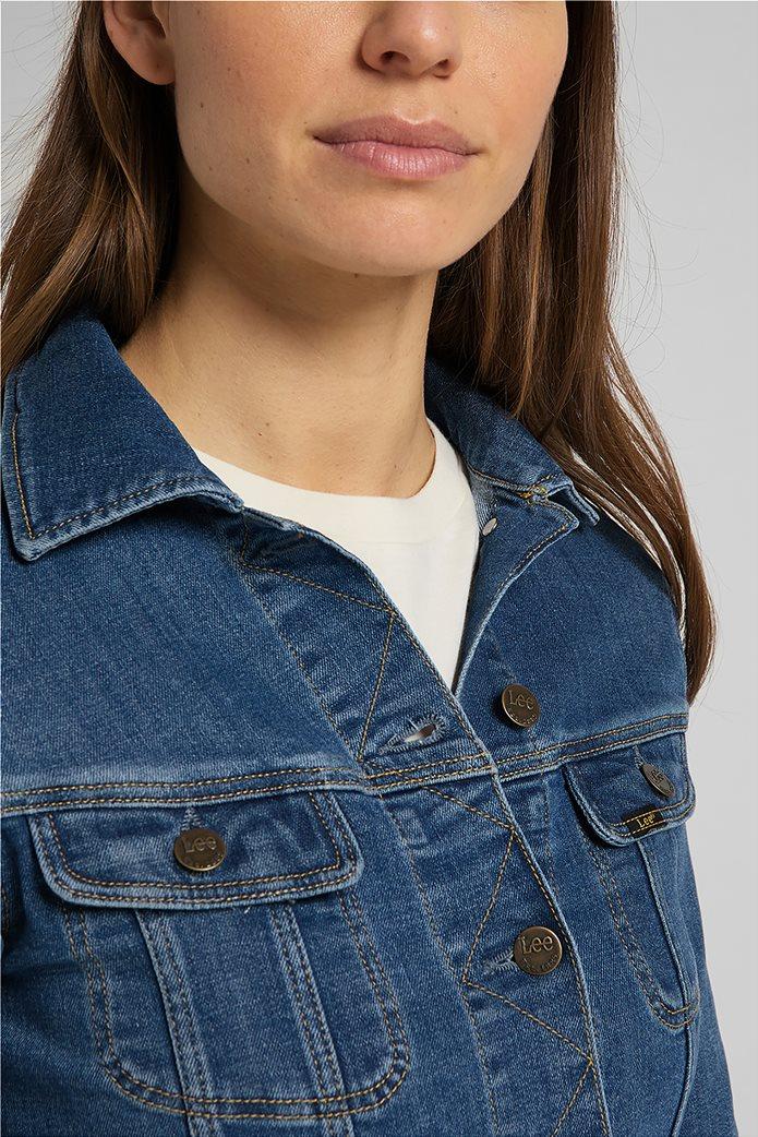 Lee γυναικείο denim jacket Slim Fit ''Rider'' 4