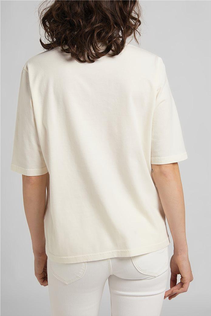 Lee γυναικείο T-Shirt με graphic print 1