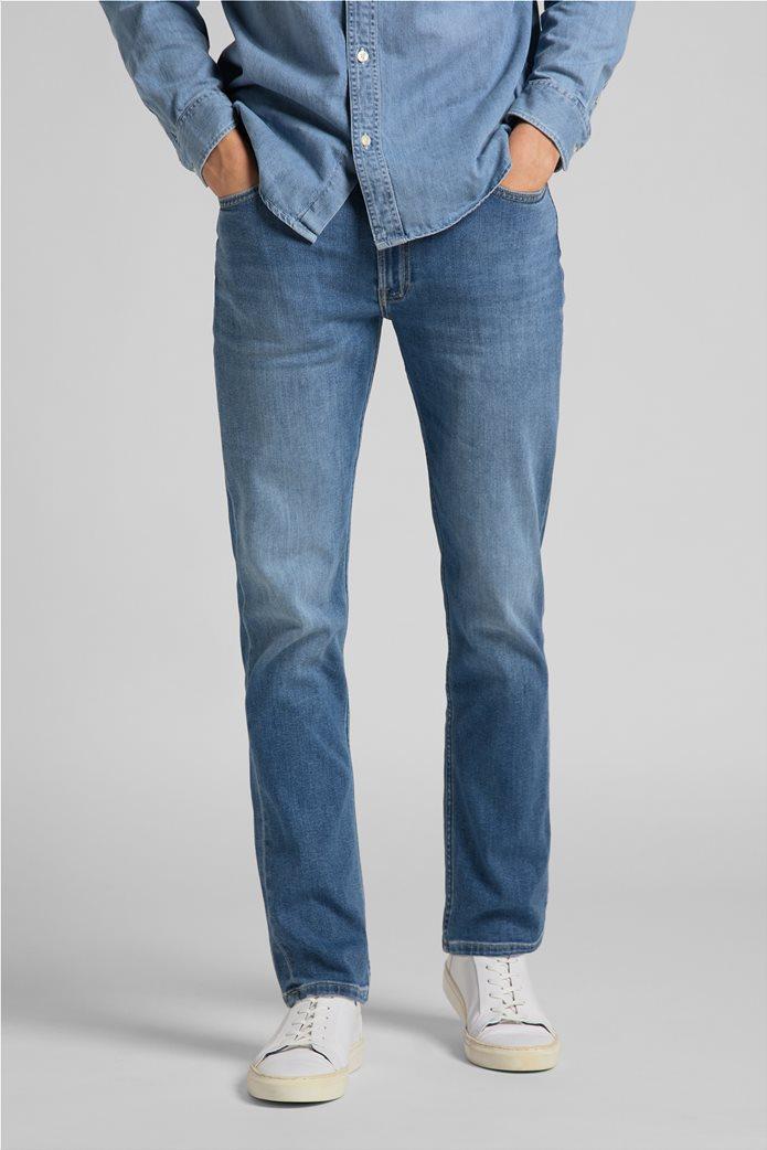 Lee ανδρικό τζην παντελόνι πεντάτσεπο Classic Fit ''Brooklyn'' 1