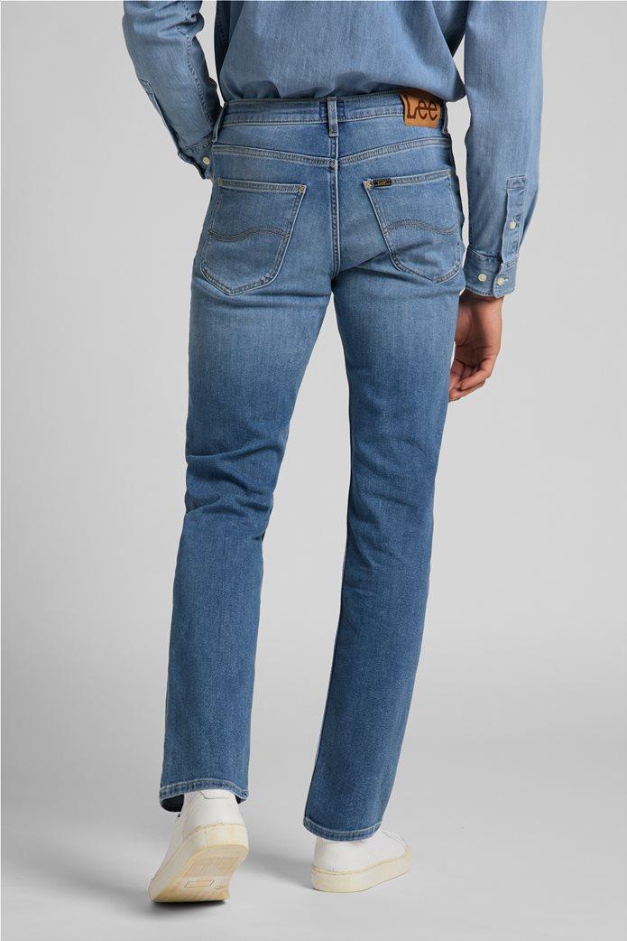 Lee ανδρικό τζην παντελόνι πεντάτσεπο Classic Fit ''Brooklyn'' 2