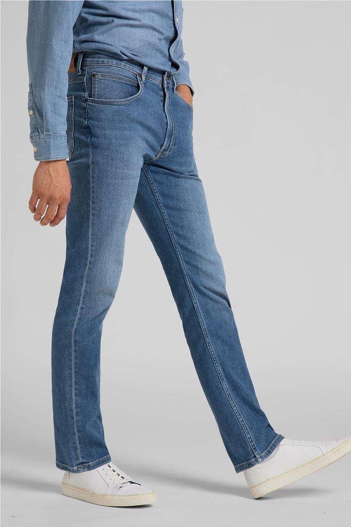 Lee ανδρικό τζην παντελόνι πεντάτσεπο Classic Fit ''Brooklyn'' 3