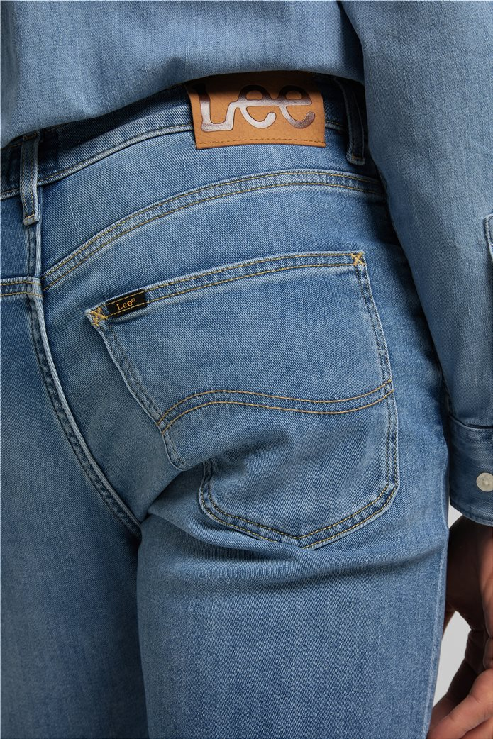 Lee ανδρικό τζην παντελόνι πεντάτσεπο Classic Fit ''Brooklyn'' 4