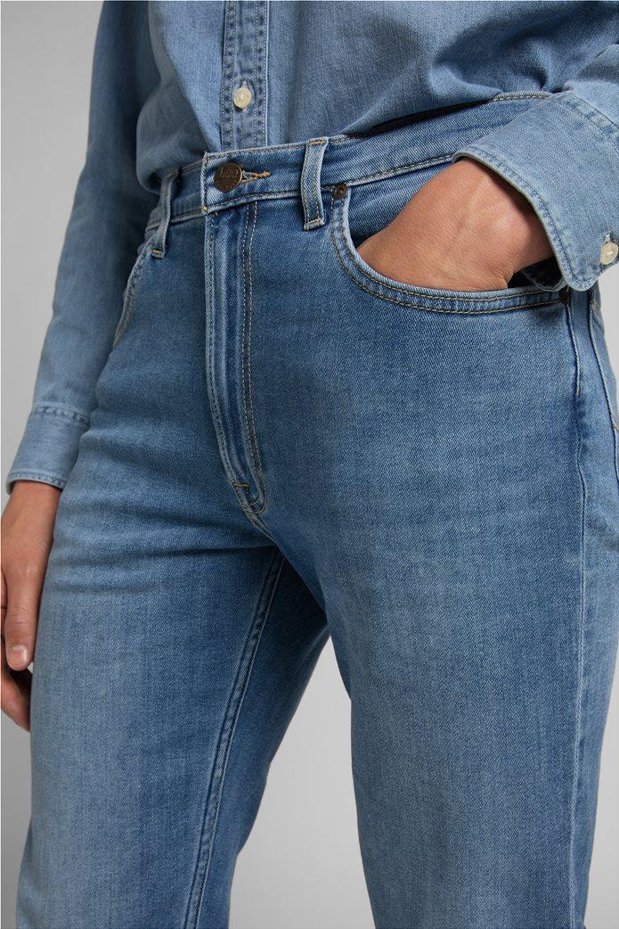 Lee ανδρικό τζην παντελόνι πεντάτσεπο Classic Fit ''Brooklyn'' 5